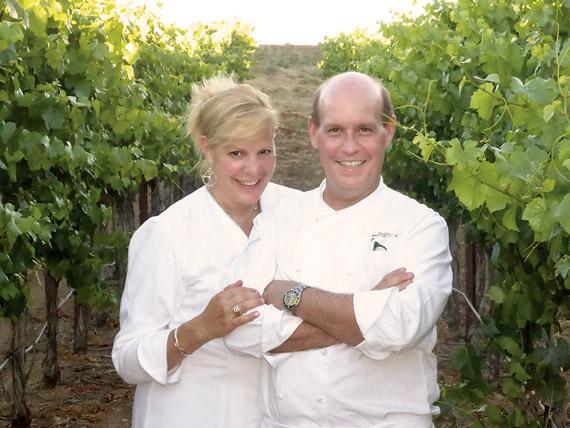 Todd and Ellen Gray of Equinox