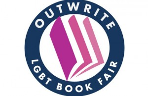 Outwrite LGBT Book Fair logo