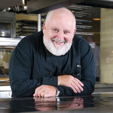 Chef Michel Richard Photo by Stacy Zarin-Goldberg