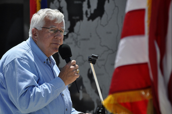 Photo: Mike Enzi. Credit: CJ Baker/flickr.