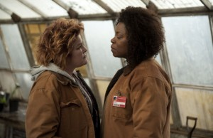 Mulgrew and Toussaint OITNB