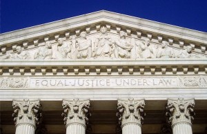 Photo: U.S. Supreme Court. Credit: Wikimedia Commons.
