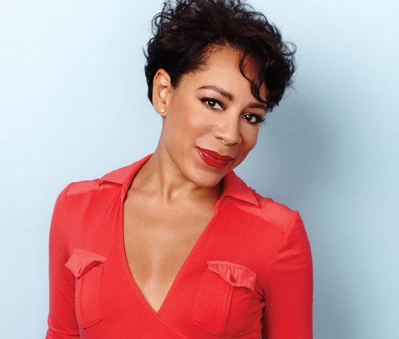 Selenis Leyva Photo by Elise Gannett