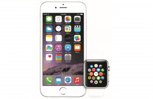 Apple iPhone 6 and Watch