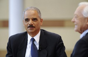 Photo: Eric Holder. Credit: The Aspen Institute/flickr.