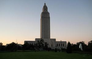 Photo: Louisiana State Capitol. Credit: Matt Malone/flickr.