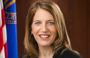 Photo: Sylvia Mathews Burwell. Credit: Department of Health and Human Services.