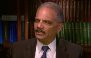Image: Eric Holder. Credit: NBC News.