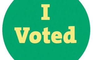 iVotedGreenButton