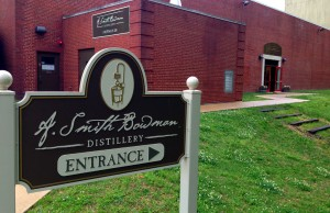 A Smith Bowman Distillery