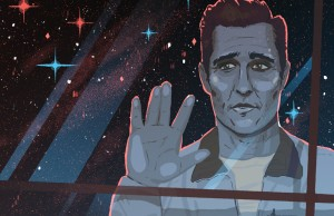 Interstellar – Illustration by Christopher Cunetto
