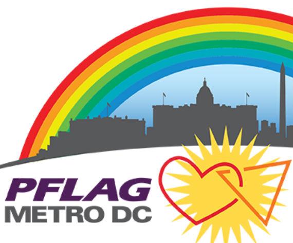 Metro DC PFLAG Logo