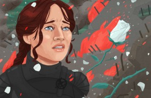 Hunger Games: Mockingjay Illustration by Christopher Cunetto