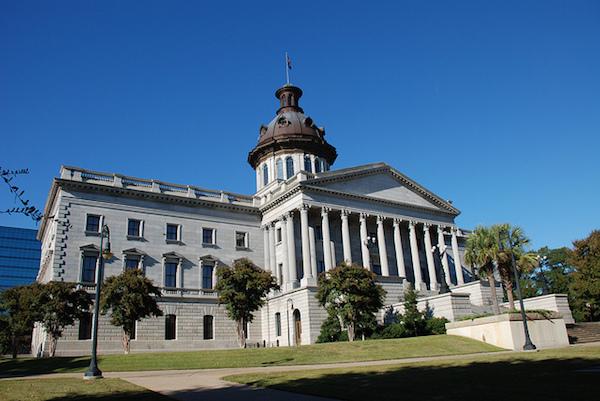 South Carolina State Capitol - Credit: Joe Shlabotnik/flickr