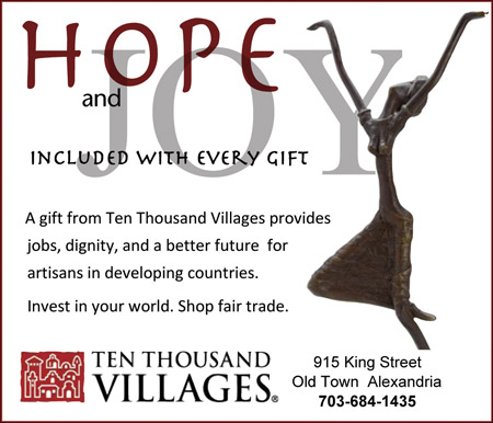 Ten Thousand Villages -- 703-684-1435