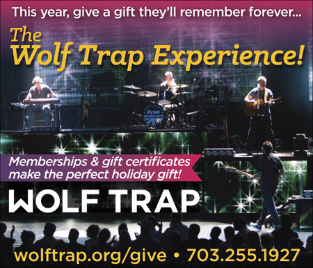 Wolf Trap -- wolftrap.org/give / 703-255-1927