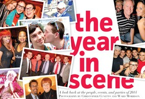 The Year in Scene