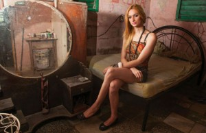 Laura at Home Havana (2012-14) from the series TransCuba By Mariette Pathy Allen