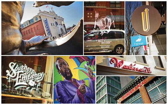 Shaw Main Street Photography by Todd Franson