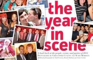 The Year in Scene 2014