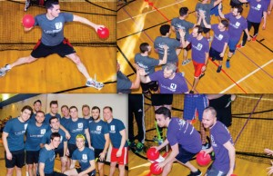 Stonewall Dodgeball collage