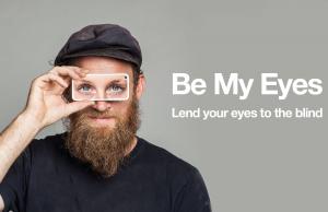 Be My Eyes_Credits Emil Jupin
