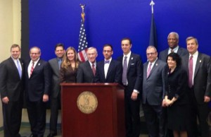 EqualityVA press conference