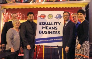Equality Means Business at Nacho Mama's