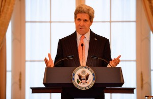 John Kerry - Credit: State Department/flickr