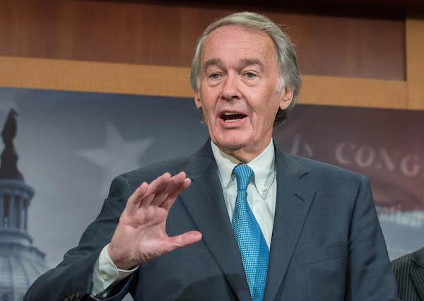 Ed Markey - Credit: Senate Democrats/flickr
