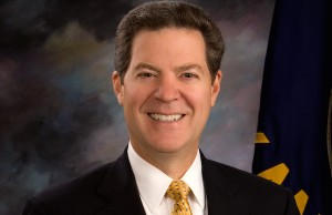 Sam Brownback - Credit: Official Portrait