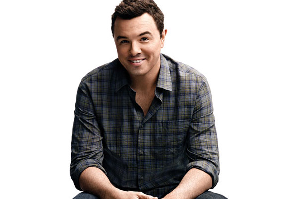 Seth MacFarlane  Photo by Art Streiber
