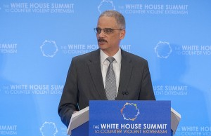 Eric Holder - Credit: State Department/flickr
