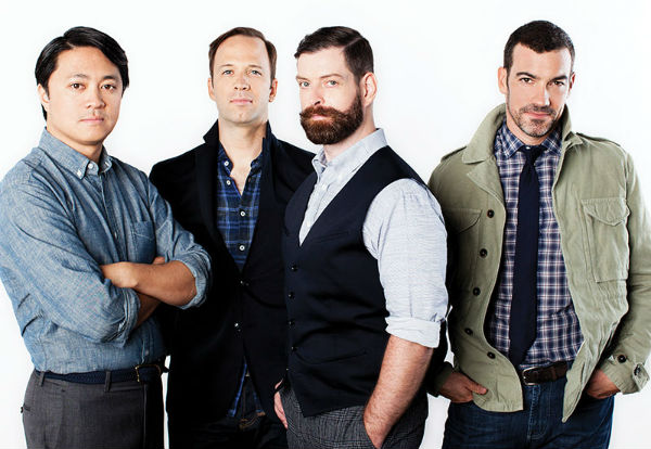 Miro Quartet  Photo by Tania Quintanilla