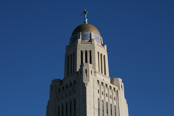 Nebraska State Capitol - Credit: Tim O'Brien/flickr