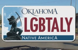 Oklahoma license plate 7223134_G