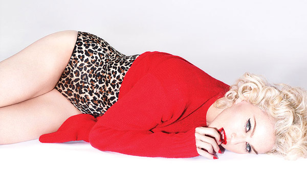 Madonna at Verizon Center