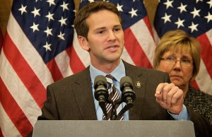 Aaron Schock - Credit: House GOP/flickr