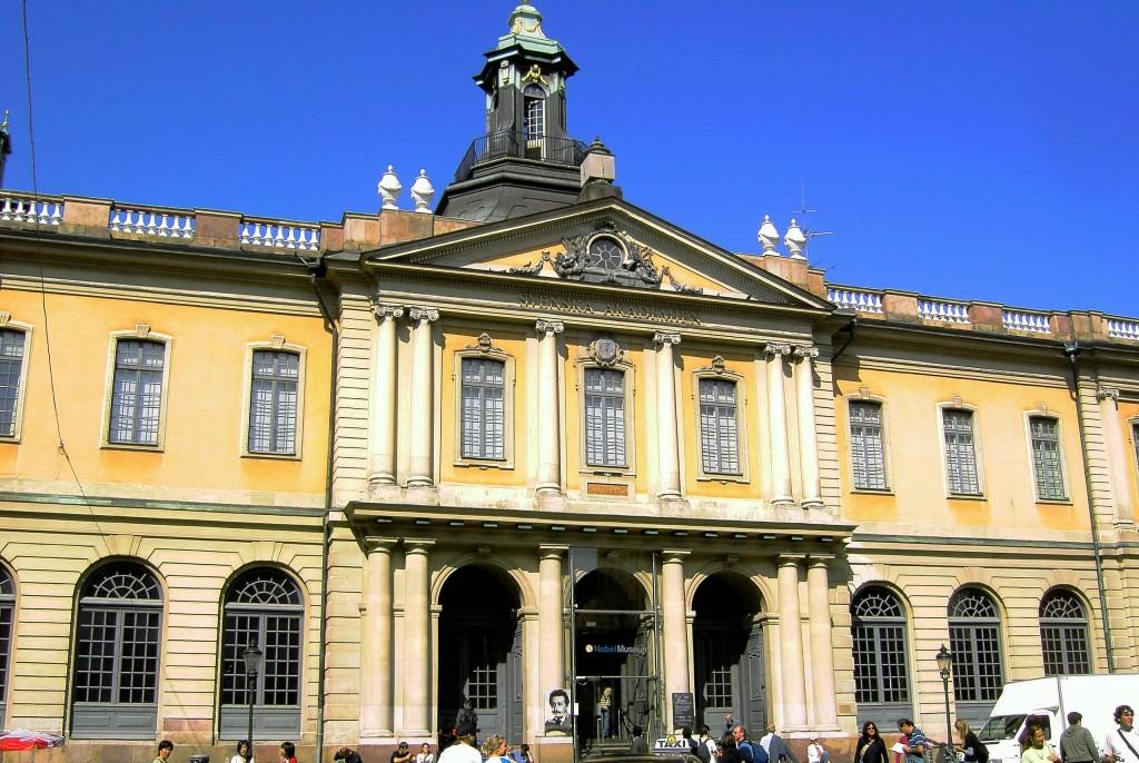 Swedish Academy headquarters
