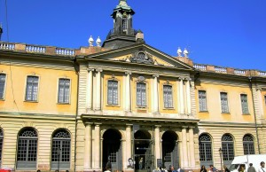 Swedish Academy headquarters
