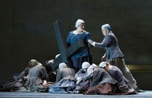 "WNO's ""Dialogues of the Carmelites"" Photo by Scott Suchman"