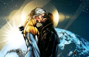 Apollo (L) and Midnighter (R)