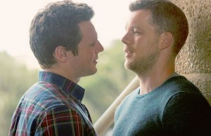 Looking: Groff and Tovey Image via facebook.com/LookingHBO