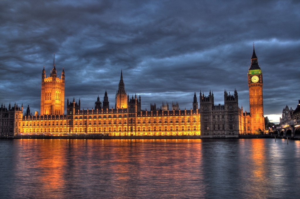 The Palace of Westminster, Credit - Maurice / Flickr