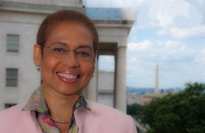 Eleanor Holmes Norton, Credit - Facebook