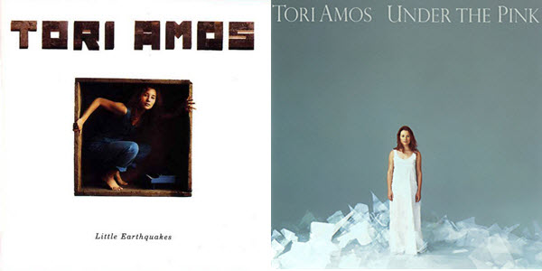 """Tori Amos reissues """"Little Earthquakes"""" and """"Under the ... Tori Amos Little Earthquakes"""