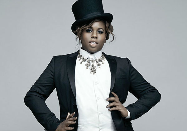 Alex Newell -- by Ricky Middlesworth Photography