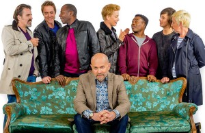 Cast of Cucumber