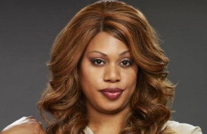 Laverne Cox Photo by Jill Greenberg for Netflix