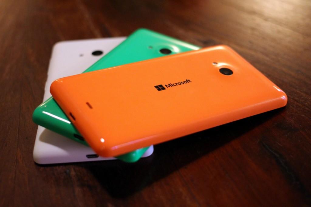 Microsoft Lumia 535. Credit - Maurizio Pesce / Flickr